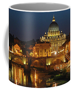 Eternal Sound Of Rome Coffee Mug