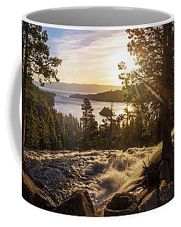 The Heart Of Eagle Falls By Brad Scott Coffee Mug