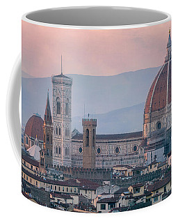 The Heart Of Florence Italy Coffee Mug