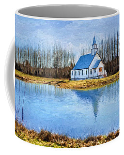 The Heart Of It All - Landscape Art Coffee Mug