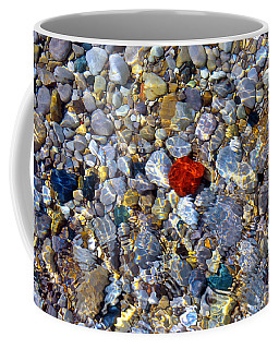 Coffee Mug featuring the photograph The Heart Of Lake Michigan by SimplyCMB