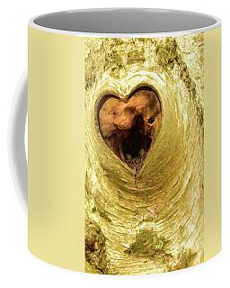 The Heart Of The Tree Coffee Mug
