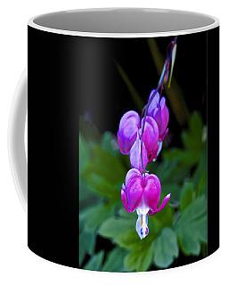 The Heart That Bleeds Coffee Mug