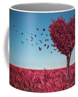 The Heart Tree Coffee Mug