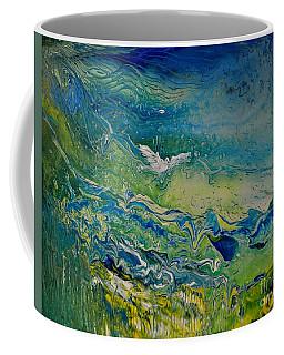 The Heavens And The Eart Coffee Mug