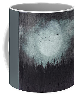 The Heavy Moon Coffee Mug