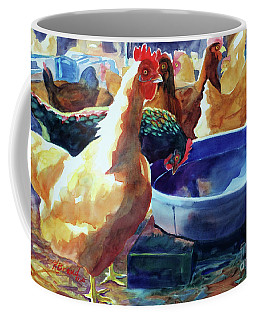 The Henhouse Watering Hole Coffee Mug