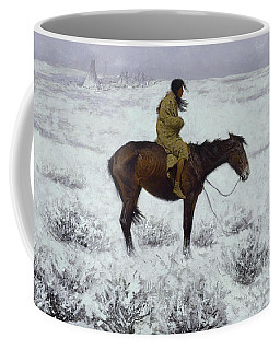 The Herd Boy Coffee Mug