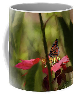 The Hidden Monarch Coffee Mug