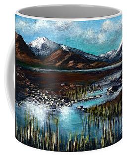 The Highlands - Scotland Coffee Mug