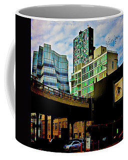 Coffee Mug featuring the photograph The Highline Nyc by Chris Lord