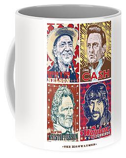 The Highwaymen Coffee Mug by Jim Zahniser