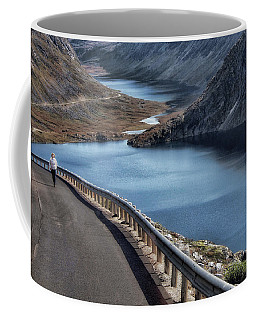 The Hiker Coffee Mug by Jim Hill