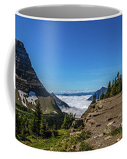 The Hiking Reward Coffee Mug by Yeates Photography