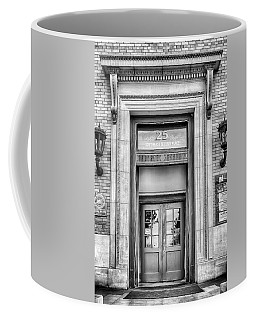 Coffee Mug featuring the photograph The Hippodrome  by Howard Salmon