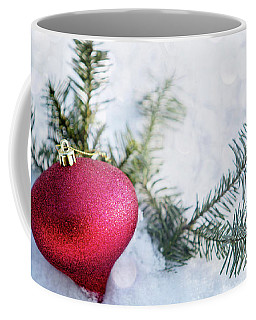 Coffee Mug featuring the photograph The Holidays by Rebecca Cozart
