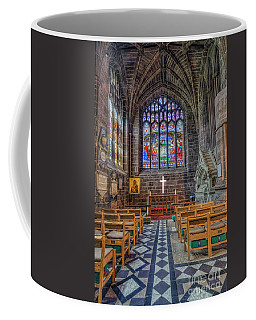 The Holy Cross Coffee Mug by Ian Mitchell