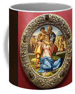 The Holy Family - Doni Tondo - Michelangelo Coffee Mug