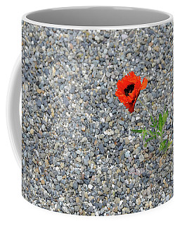 The Hopeful Poppy Coffee Mug