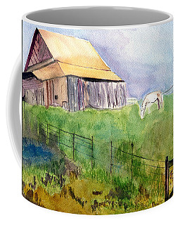 The Horse Barn Coffee Mug