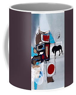 The Horse Coffee Mug