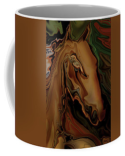 The Horse Coffee Mug by Rabi Khan