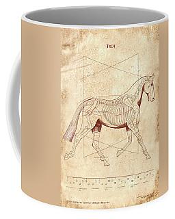 The Horse's Trot Revealed Coffee Mug
