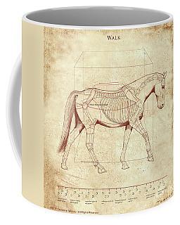 The Horse's Walk Revealed Coffee Mug