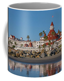 The Hotel Del Coronado Coffee Mug