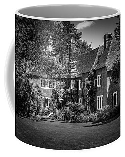 Coffee Mug featuring the photograph The House At Beech Court Gardens by Ryan Photography