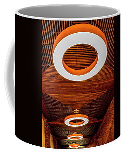 Coffee Mug featuring the photograph The House Of O by Paul Wear