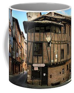 The House Of The Old Albi Coffee Mug by RicardMN Photography
