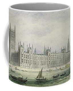 The Houses Of Parliament Coffee Mug