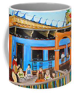 The Hub Baja Grill On Siesta Key Coffee Mug
