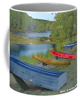 The Hues Of Hopewell Coffee Mug