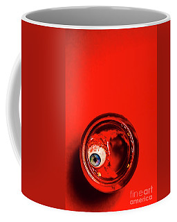 The Human Experiment Coffee Mug