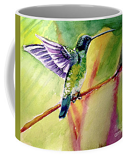 The Hummingbird Coffee Mug