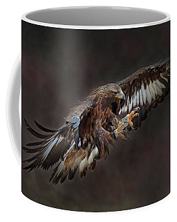 The Hunter Coffee Mug by CR Courson