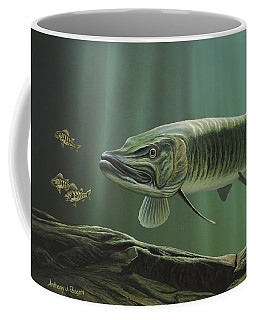 The Hunter - Musky Coffee Mug