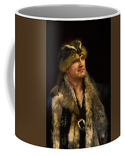 Coffee Mug featuring the photograph The Huntsman by John Rivera