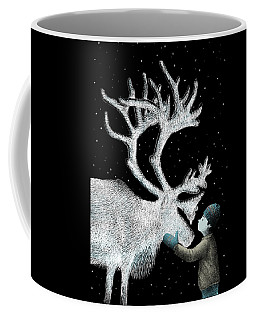 The Ice Garden Coffee Mug