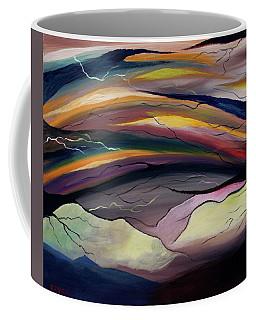 The Illusion Of Time Coffee Mug