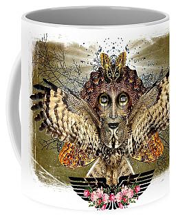 The Illusion Was Exposed Coffee Mug by Paulo Zerbato