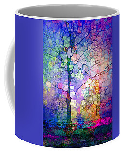The Imagination Of Trees Coffee Mug by Tara Turner