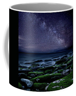 The Immensity Of Time Coffee Mug by Jorge Maia