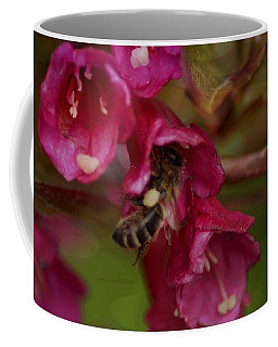 The Importance Of Bee's Coffee Mug by Eskemida Pictures