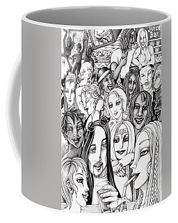 The In Crowd Coffee Mug