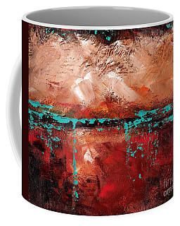 The Indian Bowl Coffee Mug by Frances Marino