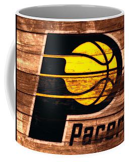The Indiana Pacers 3a Coffee Mug