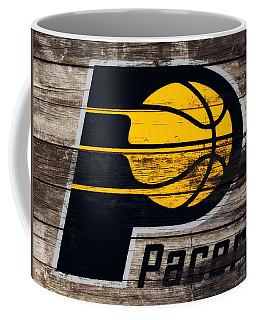 The Indiana Pacers 3e Coffee Mug